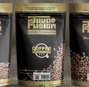 JAVA Fusion coffee beans Mid Ulster
